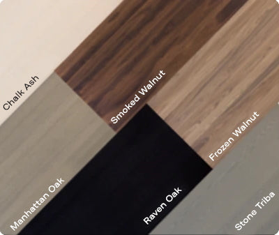Baru Wood Finishes