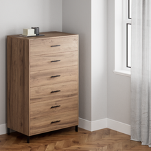Extra Tall 6-Drawer Dresser - Baru