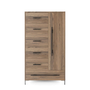 Tall Dressing Console - Baru