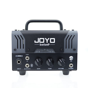 JOYO ZOMBIE 20 Watt Mini Tube Head in new banTamp Series  Guitar Amplifier Amp Speaker
