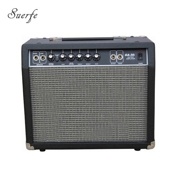 30 Watt Amplificador Transistor Electric Guitar amp Accessories Musical instruments