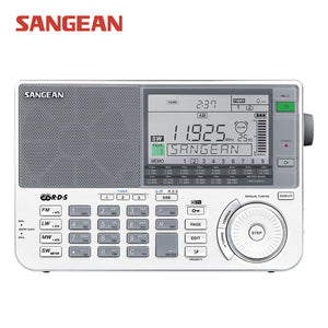 SANGEAN ATS-909X Professional World Band Receiver Free shipping