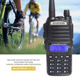 3pcs Walkie Talkie Pair UV 82  Portable Radio Scanner For two way Radio Transceiver Ham Radio for hunting walkie talkie uv-82