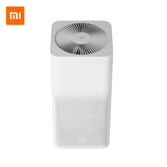 Original Xiaomi Air Purifier 2 Smoke Dust Peculiar Smell Cleaning MI Air Cleaner Smartphone Remote Control Household Appliances