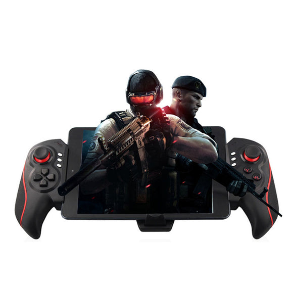 TCYT Wireless Gamepad Bluetooth Telescopic Game Gaming Controller Joystick For iPhone/ipad/PC Android IOS Tablet