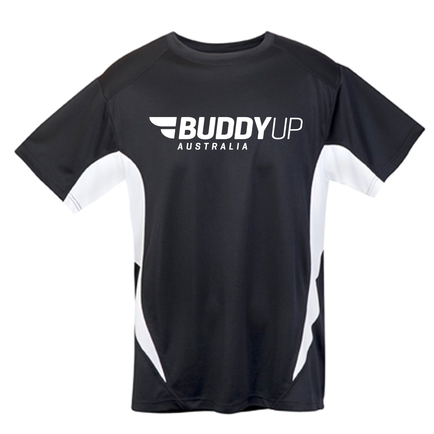 Buddy Up Men's Sports T-Shirt