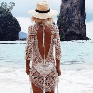 Swimsuit Cover Up Sarong