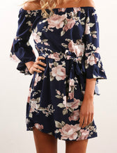 Load image into Gallery viewer, Summer Kimono Floral Chiffon