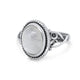 Moonstone Ring - Vamoon Jewellery