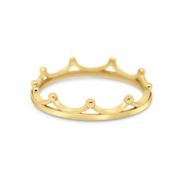 Eliza Crown Ring