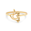 Flying Swallow Ring - Vamoon Jewellery