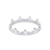 Maria Crown 925 Sterling Silver Ring - Vamoon Jewellery