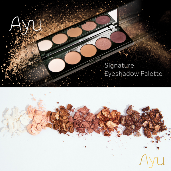AYU Signature Eyeshadow Palette