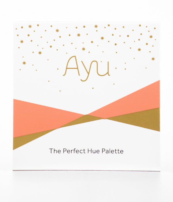 Limited Edition AYU Perfect Hue Palette