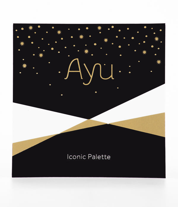 Limited Edition AYU Iconic Palette