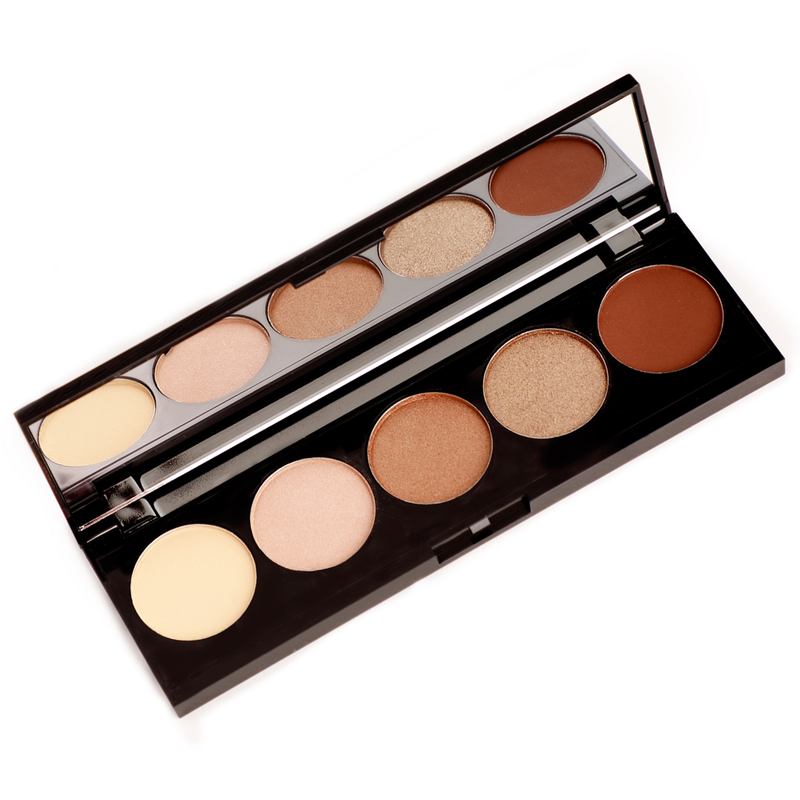 AYU Glamour Eyes Shadow Palette