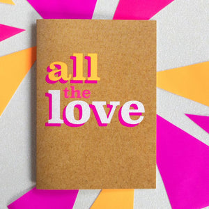 All The Love-Bettie Confetti