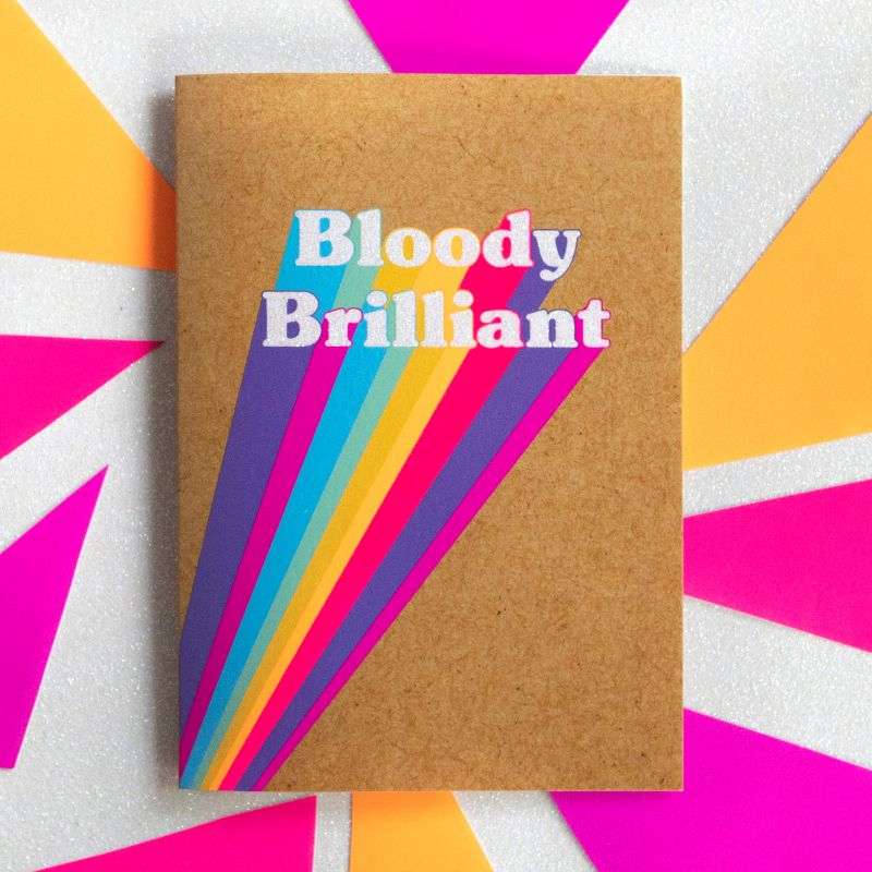 Bloody Brilliant-Bettie Confetti