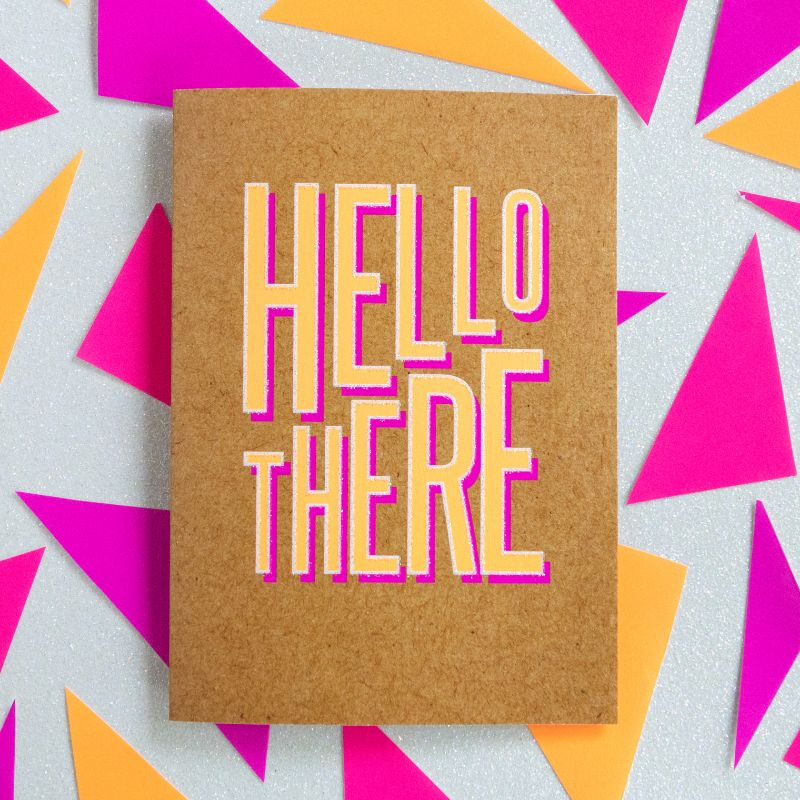 Hello There-Bettie Confetti