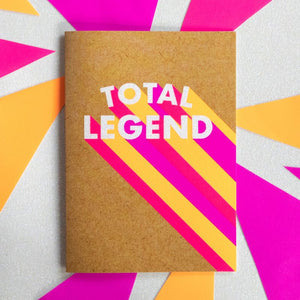 Total Legend - Bettie Confetti