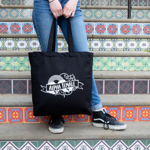 Alpha Female Tote Bag