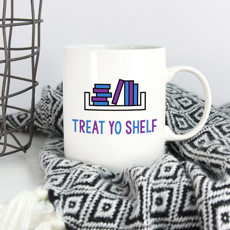 Booklovers Mug | Treat Yo Shelf-Bettie Confetti