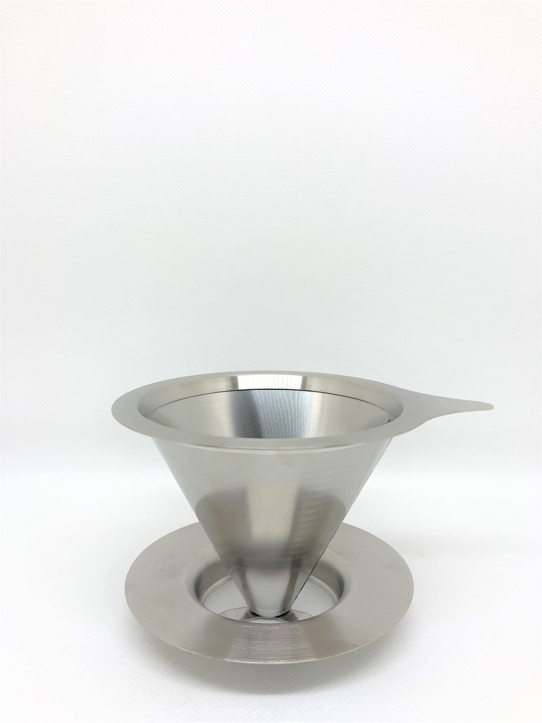 Hario V60 Metal Filter Dripper 01