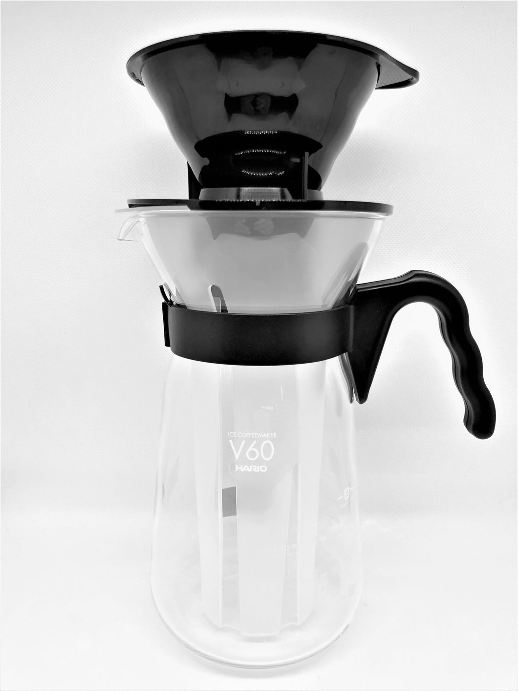 Hario V60 Ice and hot Coffee Maker