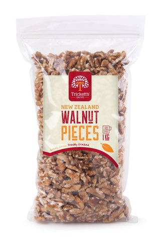Trickett's Grove Walnut Pieces 1kg
