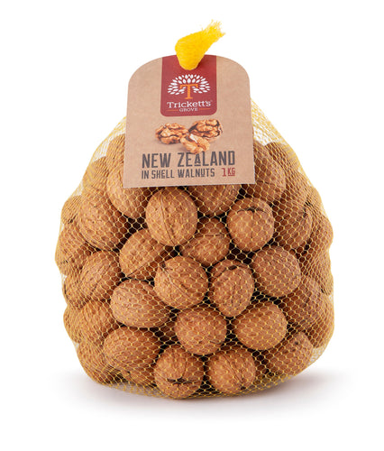 Trickett's Grove Whole Walnuts 1kg