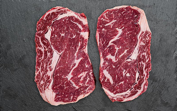 Platinum Range Scotch Fillet (Grain Fed Marble Score 5+)