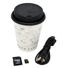 Load image into Gallery viewer, WiFi Coffee Cup Lid DVR
