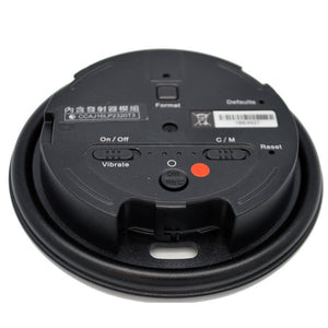 Coffee Cup Lid DVR