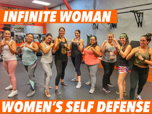 INFINITE WOMAN: WOMEN'S SELF DEFENSE COURSE
