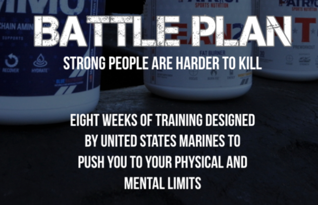 BATTLE PLAN: DIRECT DOWNLOAD 8-WEEK WORKOUT PROGRAM