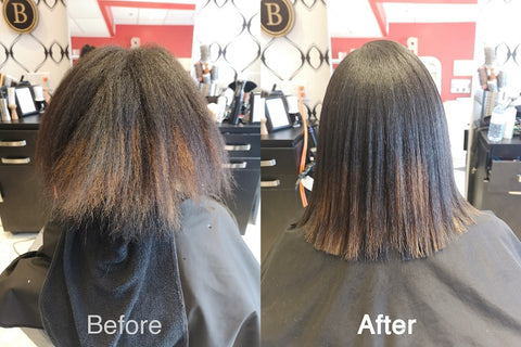 Ben Secrets Keratin Treatment Thornhill & Vaughan