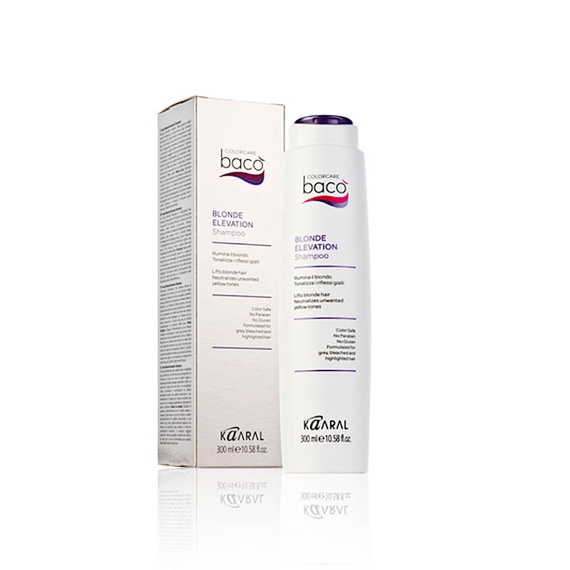Bacò Colorcare Blonde Elevation Shampoo