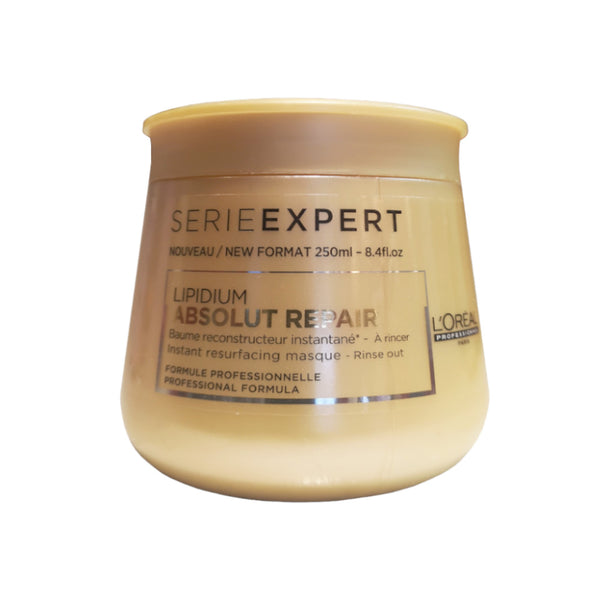 L'Oréal Serie Expert Absolut Repair Lipidium Resurfacing Golden Masque