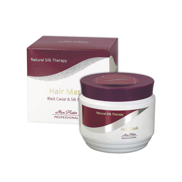Mon Platin Hair Mask Natural Silk Therapy