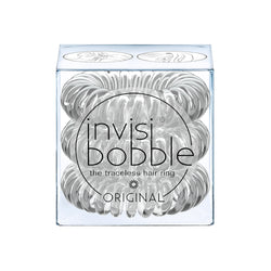 Ben Secrets invisibobble Traceless Hair Ring - Crystal Clear