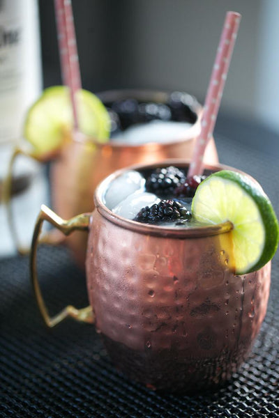 The Perfect Fall Mule