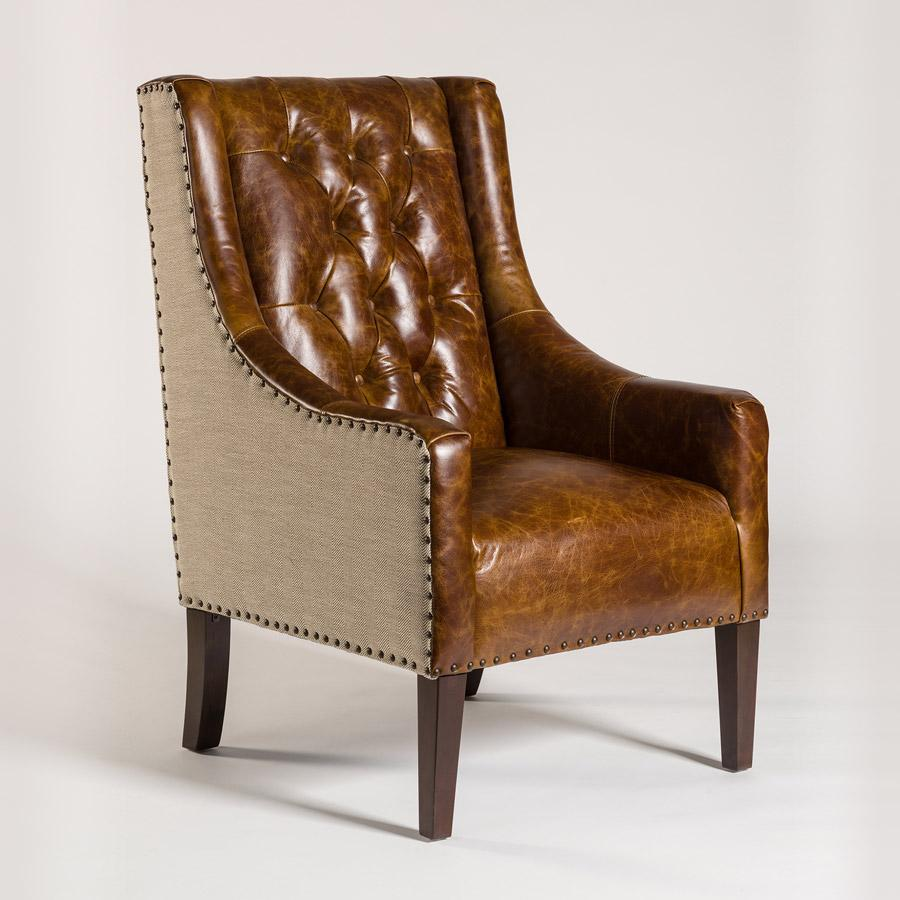 Broome + Greene Carriage Occasional Chair