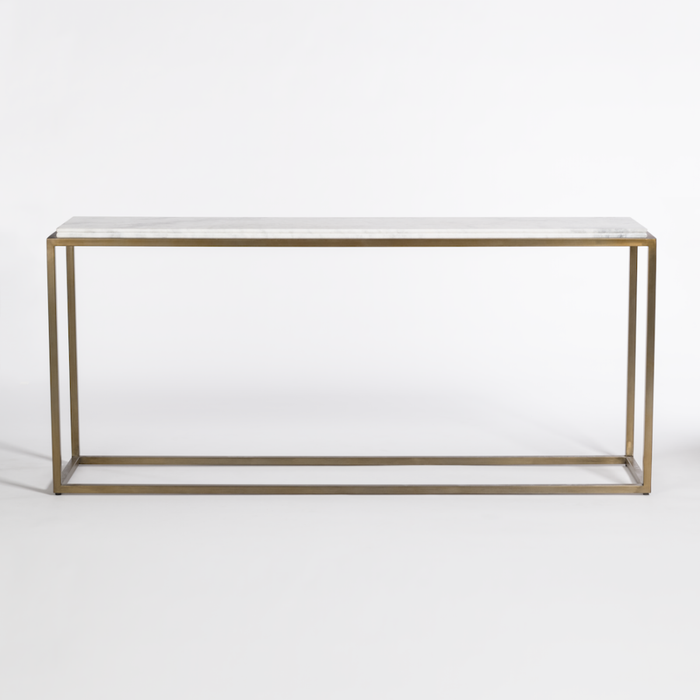 "Broome + Greene Console Table Dearborn 72"" Console Table"