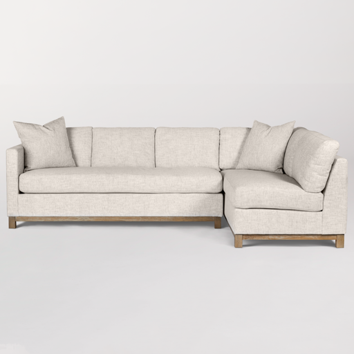Broome + Greene Federal Sectional - Right Arm Facing