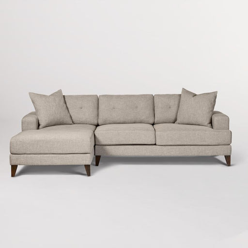 Broome + Greene Highgate Sectional - Left Arm Facing