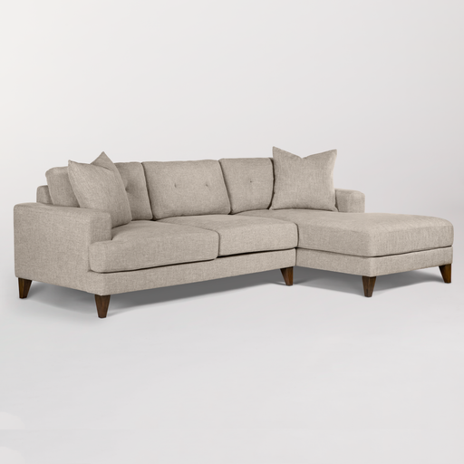 Broome + Greene Highgate Sectional - Right Arm Facing