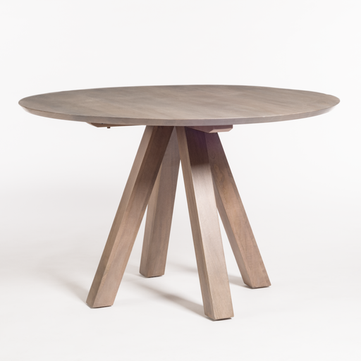 "Broome + Greene Kemper 48"" Round Dining Table"