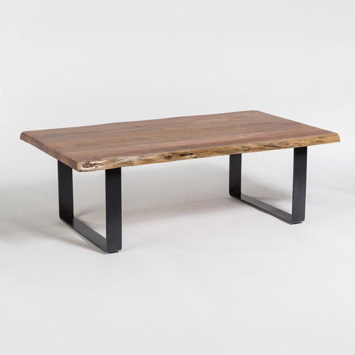 Broome + Greene Merion Live Edge Coffee Table