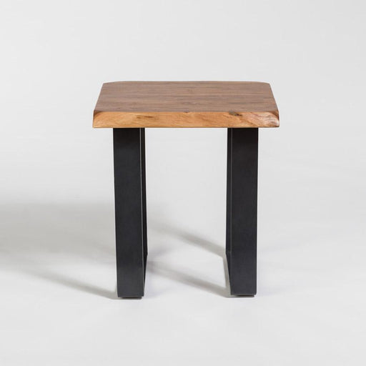 Broome + Greene Merion Live Edge End Table
