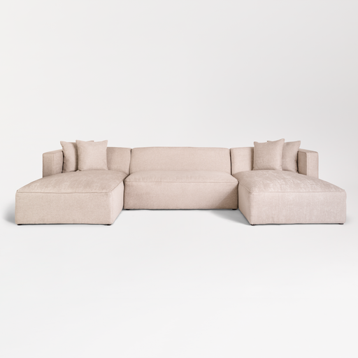 Broome + Greene Millard U-shape Sectional